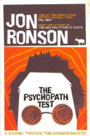(PDF DOWNLOAD) The Psychopath Test by Jon Ronson