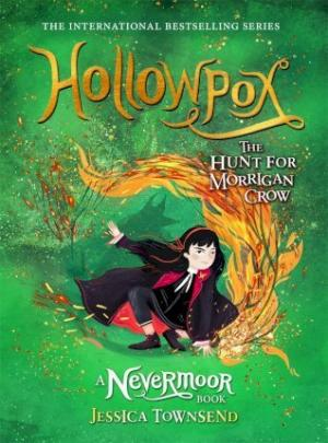 Hollowpox : The Hunt for Morrigan Crow Book 3 PDF Download
