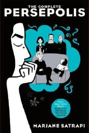 The Complete Persepolis by Marjane Satrapi PDF Download